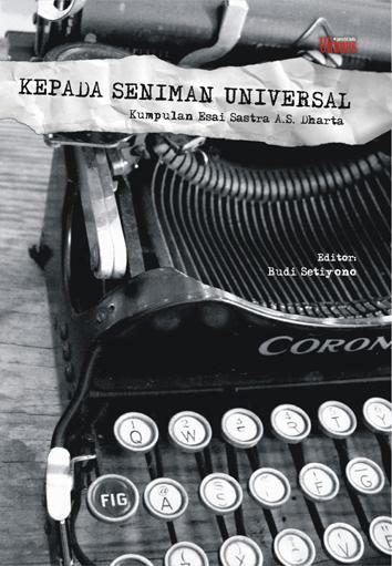 cover kepada seniman universal 11 depan kecil