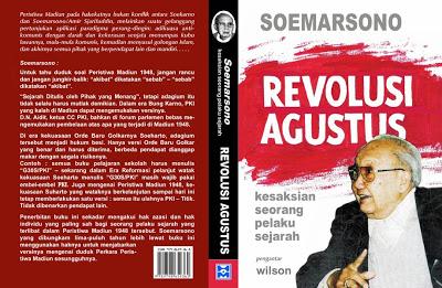Soemarsono - Revolusi Agustus